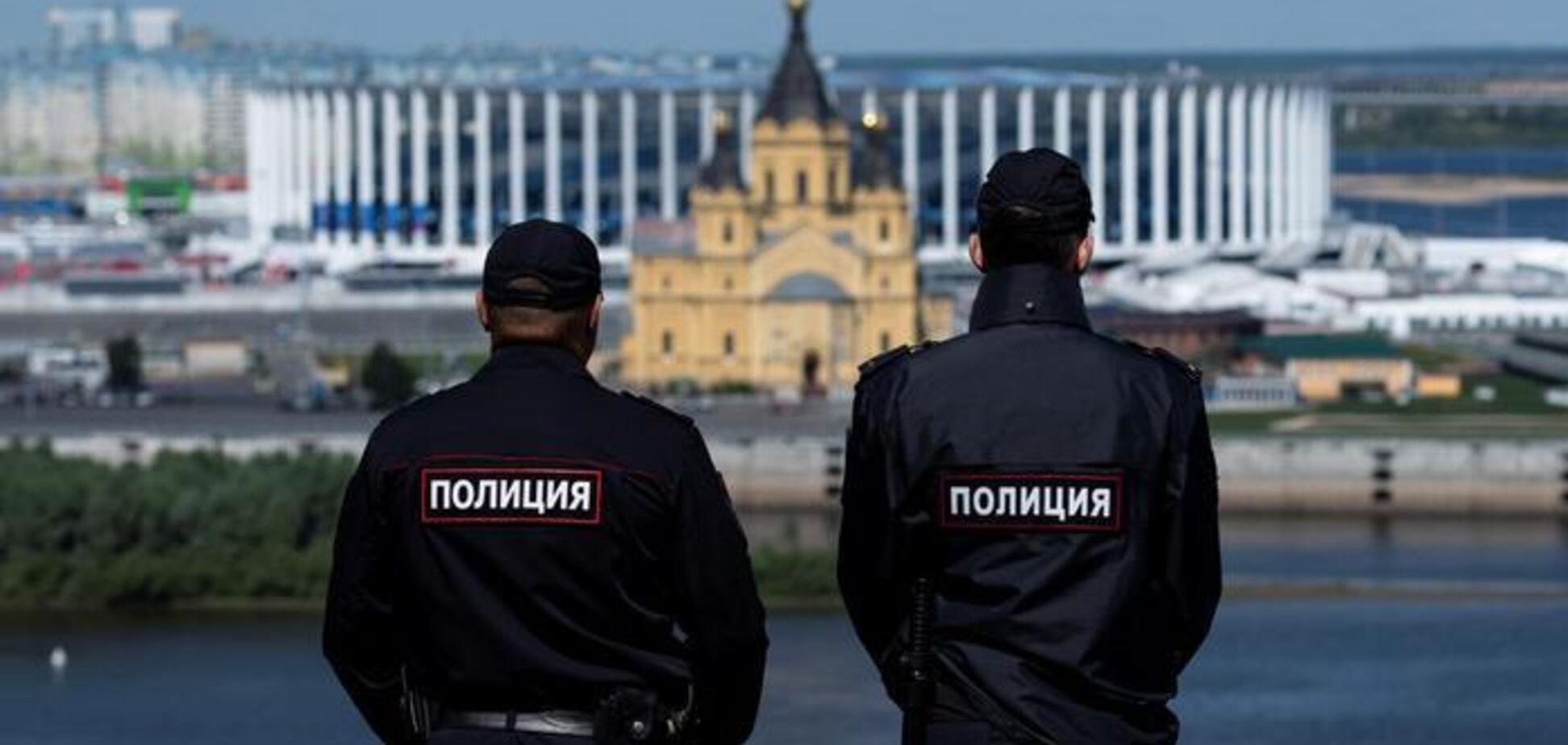 Жизнь в России в шоколаде