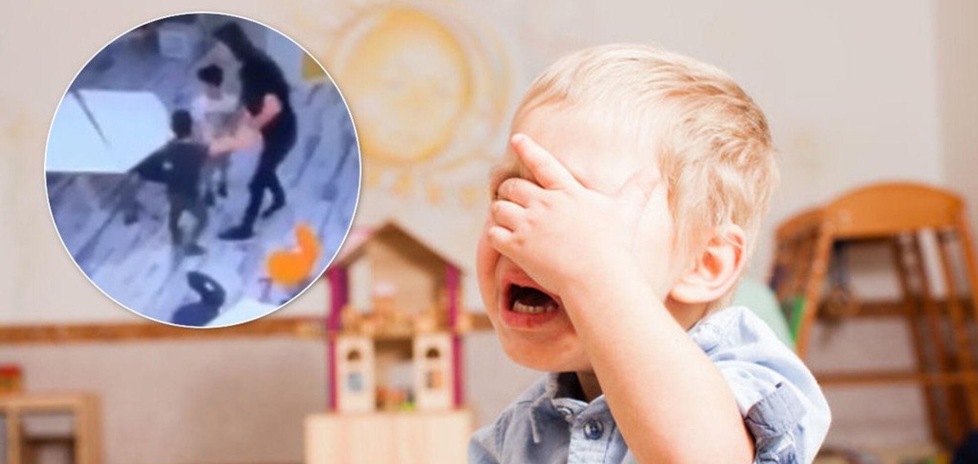В России воспитатель детсада заперла детей в туалете