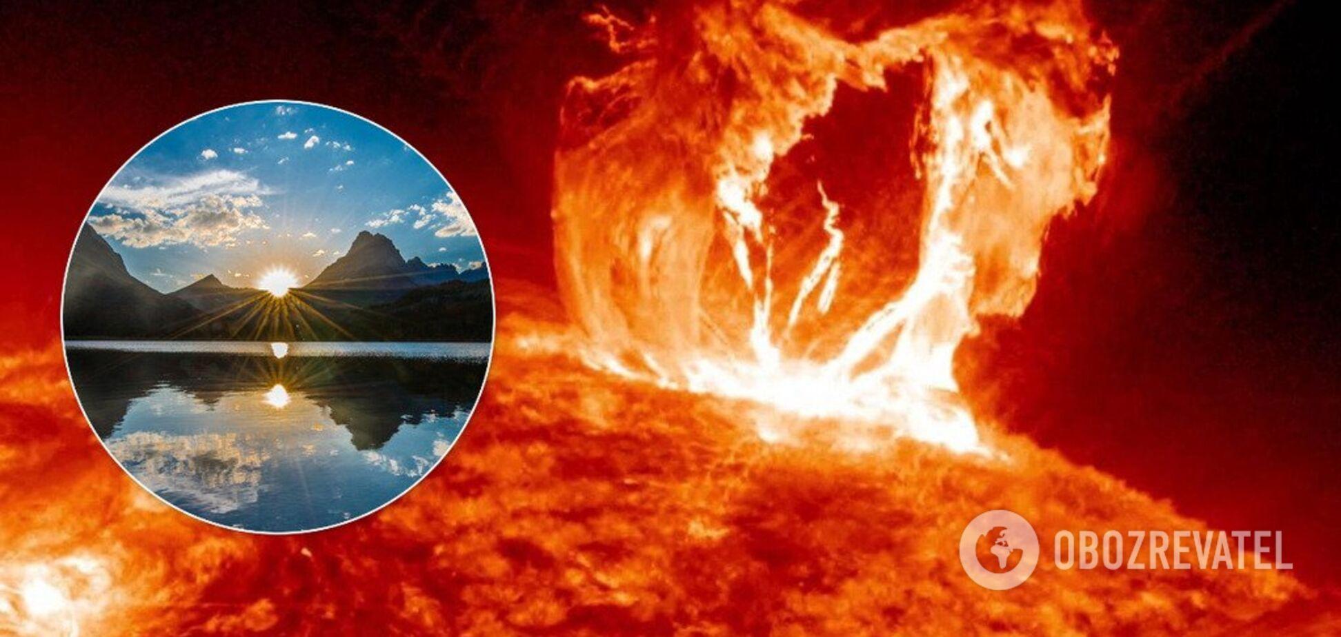 Мощные магнитные бури: астроном озвучил прогноз