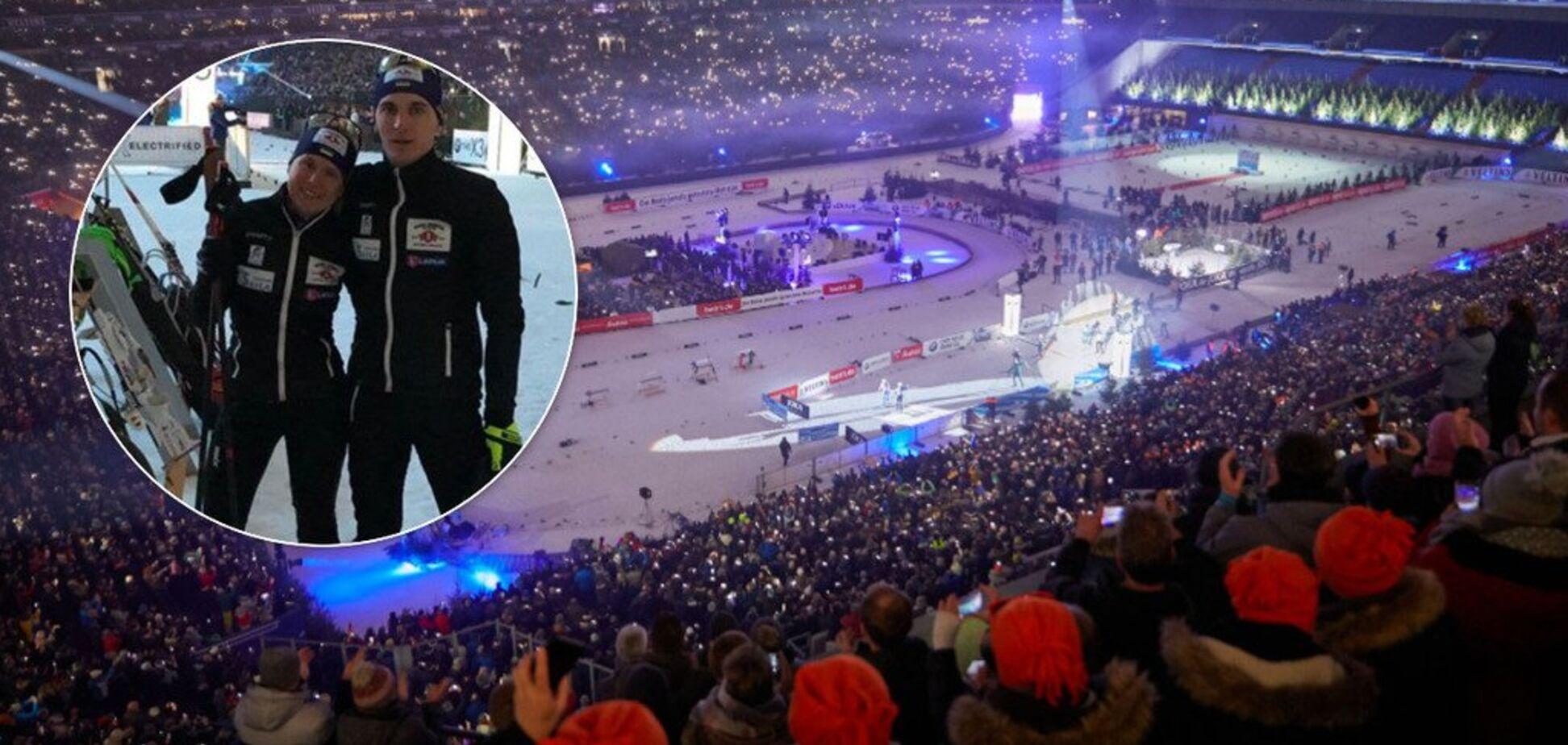 Україна стала віцечемпіоном Різдвяної гонки