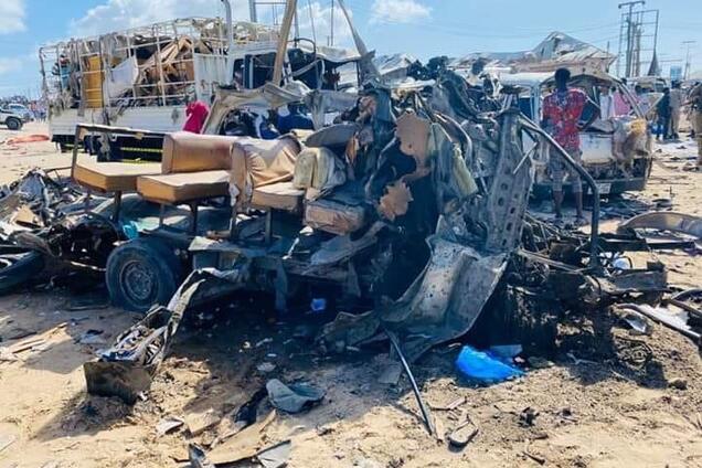 Теракт у Сомалі