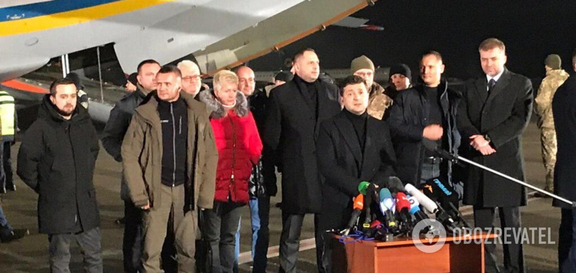 'Повернуться за ґрати': Зеленський зробив важливу заяву про обмін полоненими з 'Л/ДНР'