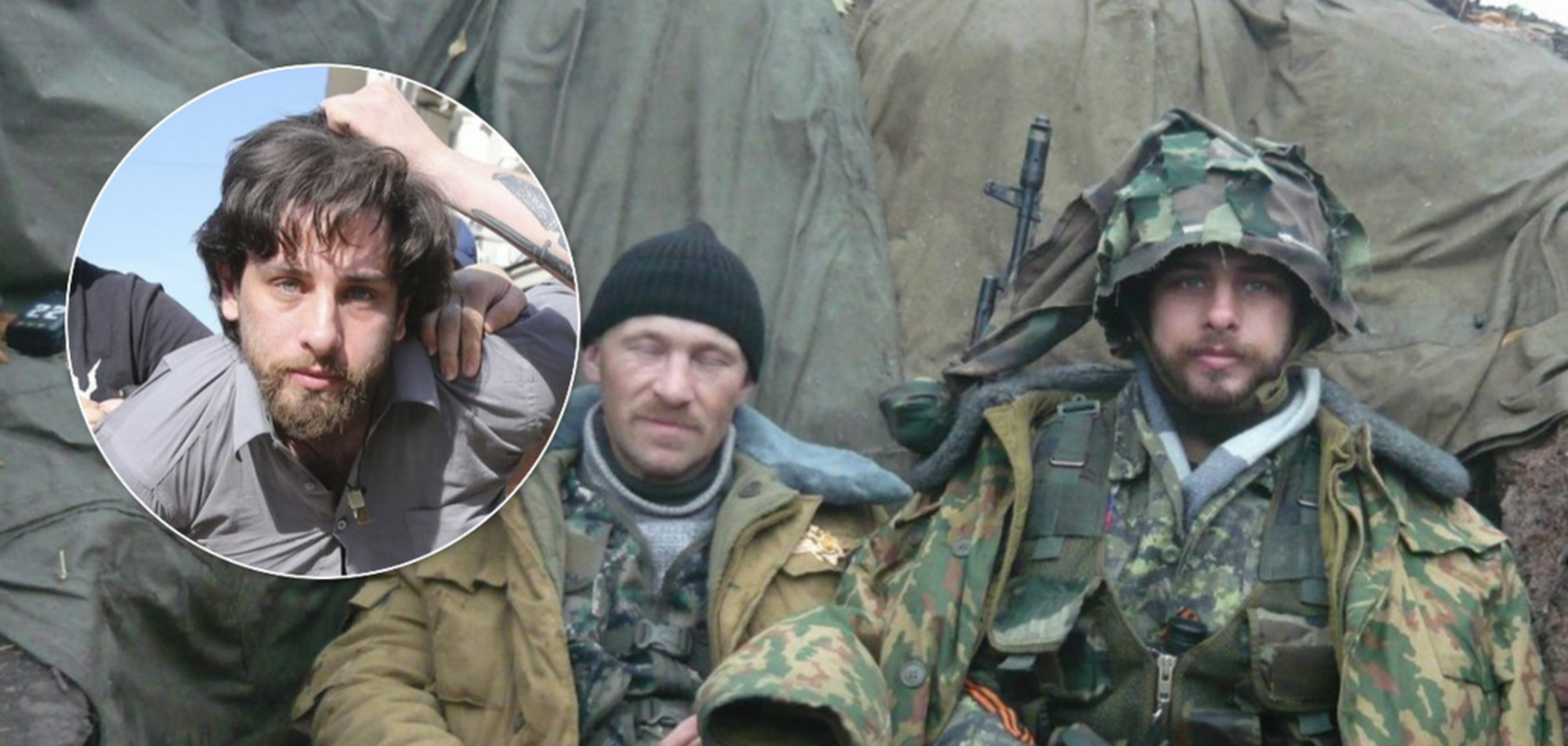 Україна віддала терористам бразильського найманця Лусваргі, що воював на їхньому боці