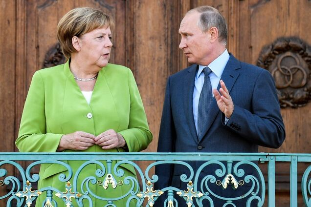 Путин получил рекордную поддержку в Германии