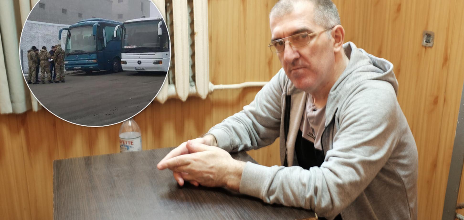 Украина выдала террористам обвиняемого в покушении на Окуеву и Осмаева