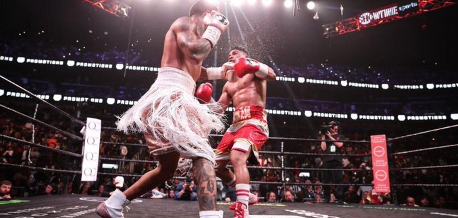 Боксер, який обіцяв убити Ломаченка, виграв бій нокаутом на останніх секундах