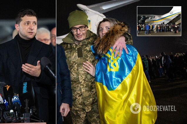 "124 на 76: Украина и ""Л/ДНР"" провели обмен пленными"