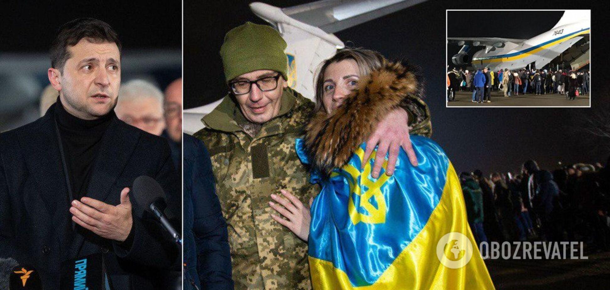 124 на 76: Україна та 'Л/ДНР' обмінялися полоненими. Всі подробиці, фото і відео
