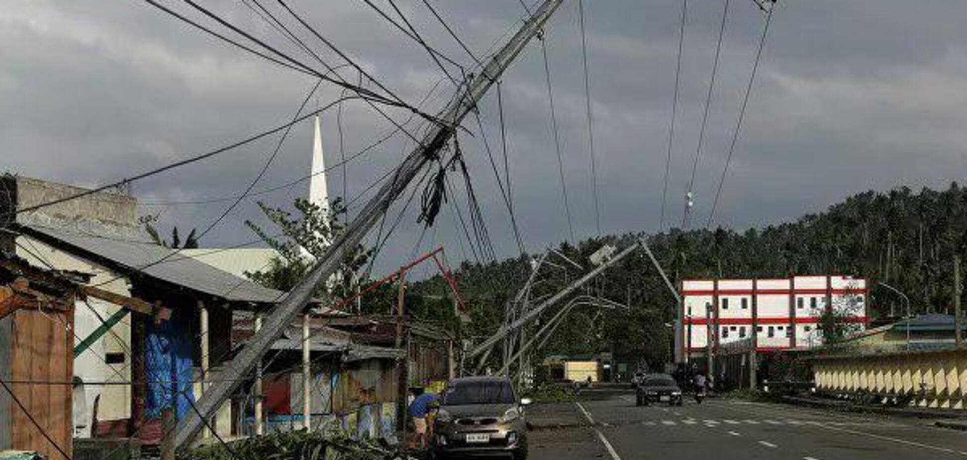 Філіппіни накрив смертоносний тайфун: майже 50 жертв