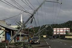 Филиппины накрыл смертоносный тайфун: почти 50 жертв