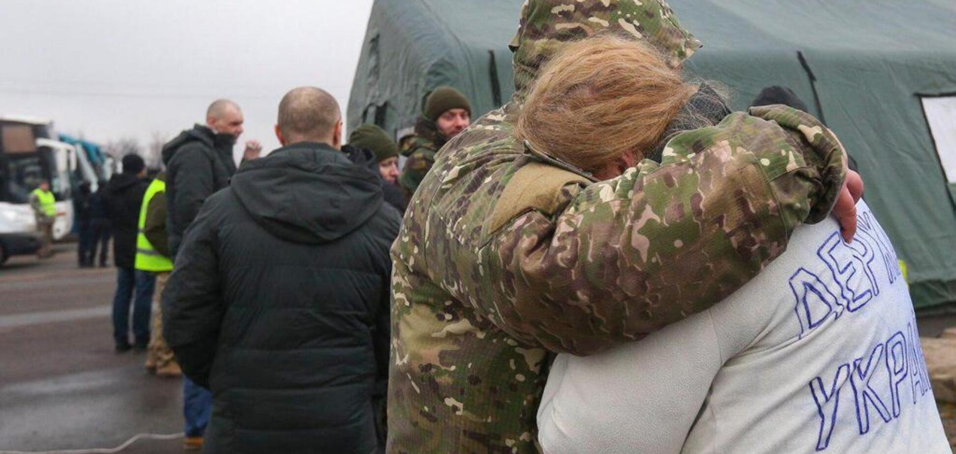 Звільнена з полону 'ЛНР' українка вразила мережу