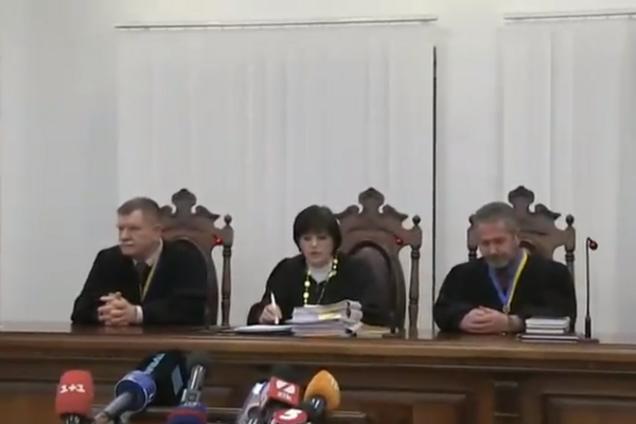 """Спливли скандальні факти про суддів у справі """"беркутівців"""""""