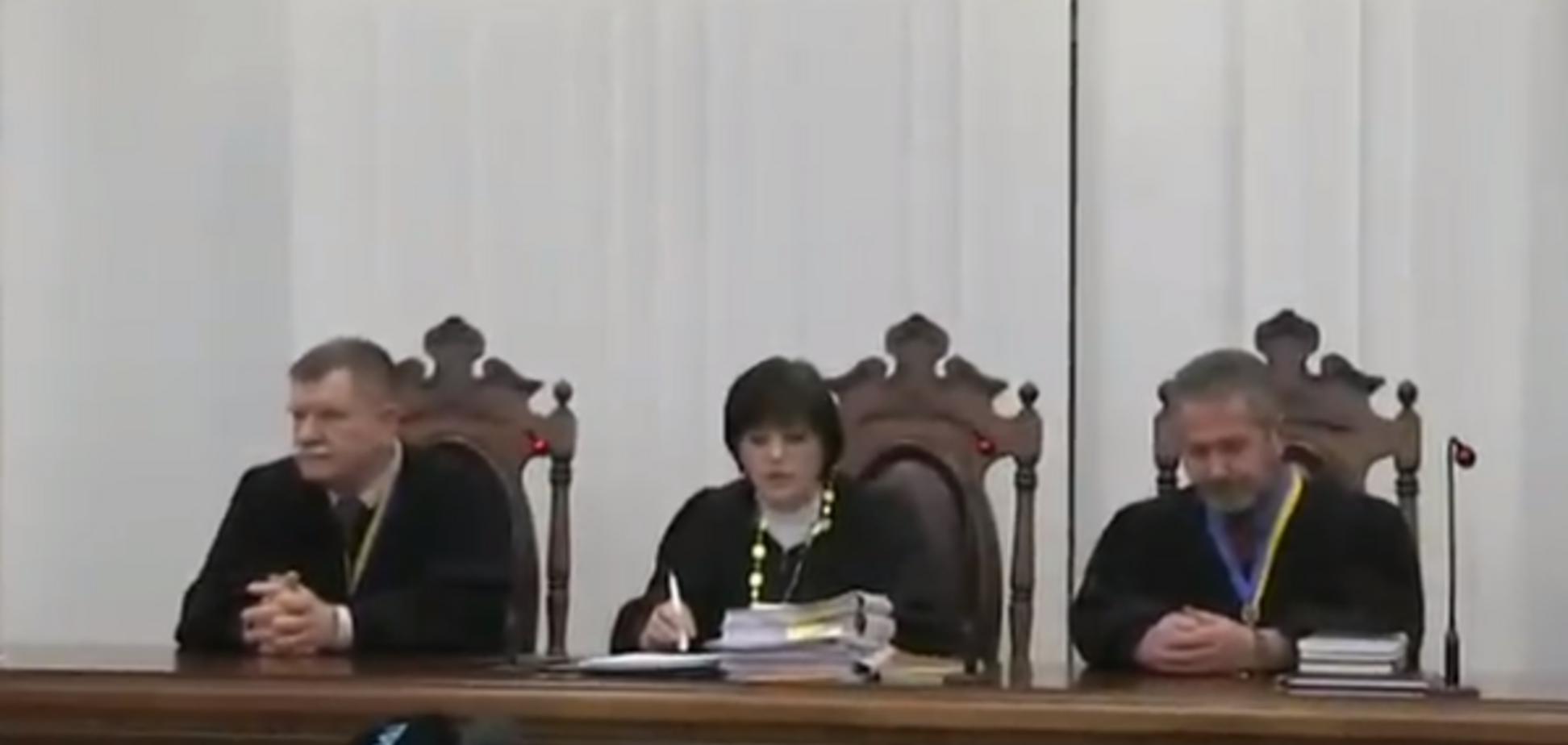 Спливли скандальні факти про суддів у справі 'беркутівців'