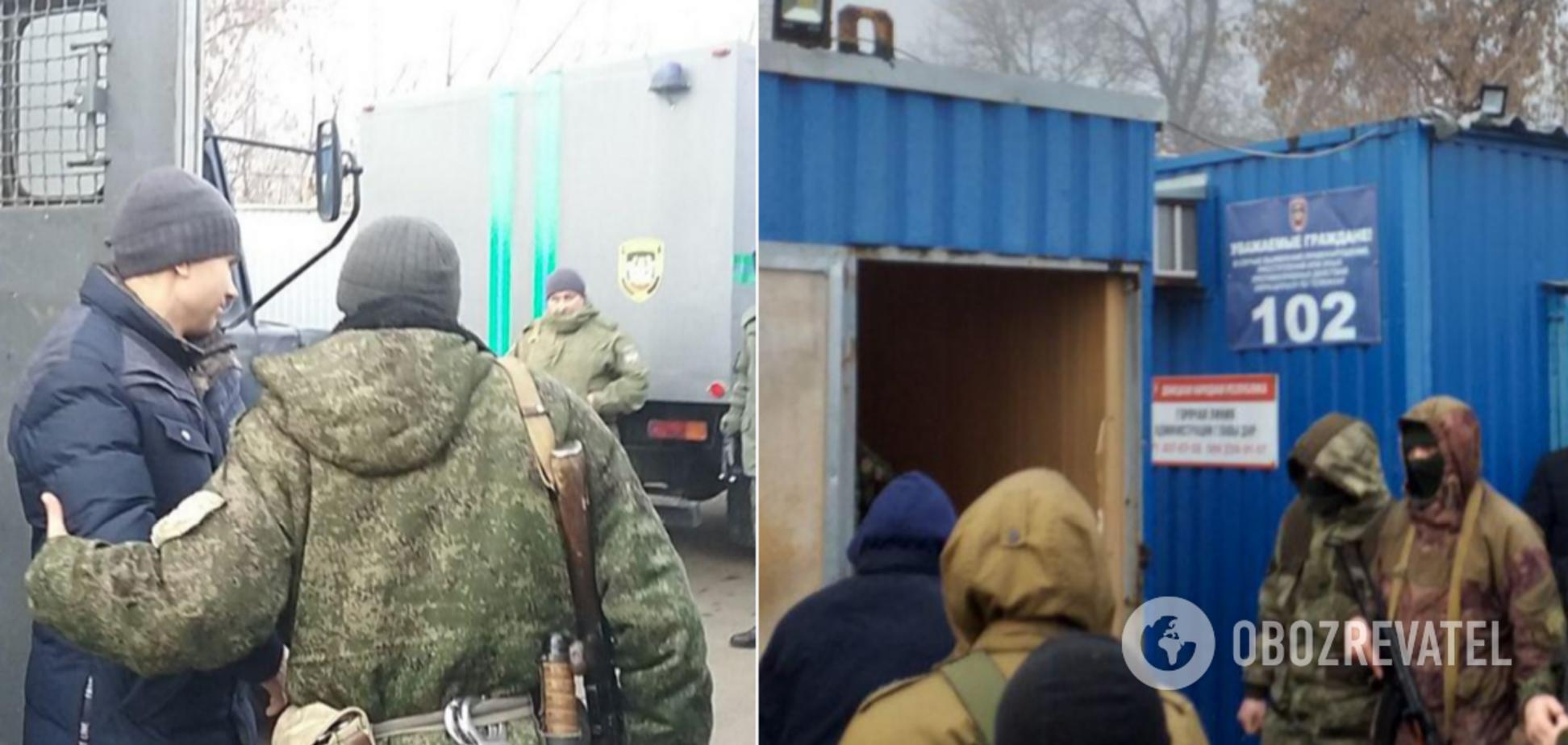 Як 'Л/ДНР' повертали полонених українців: фото і відео