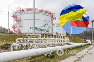 Украина продлила транзит российской нефти на 10 лет