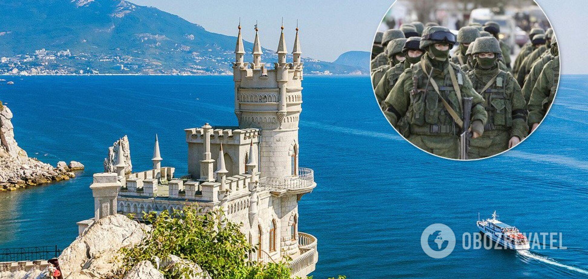 Доправляли 'зелених чоловічків' до Криму: Україну викрили в несподіваних поступках компанії з РФ
