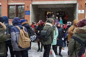 На Дніпропетровщині влаштували НП в школі: дітей терміново евакуювали. Фото