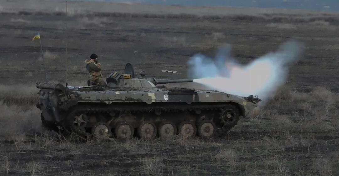 ''Украинские штормовые береты показали ''класс'' под носом у террорист