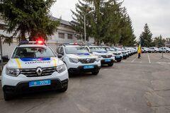 Посольство США передало Нацполиции Украины 88 авто