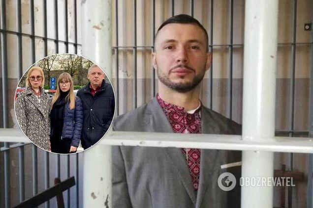 Людмила Денісова відвідала Віталія Марківа у італійській тюрмі