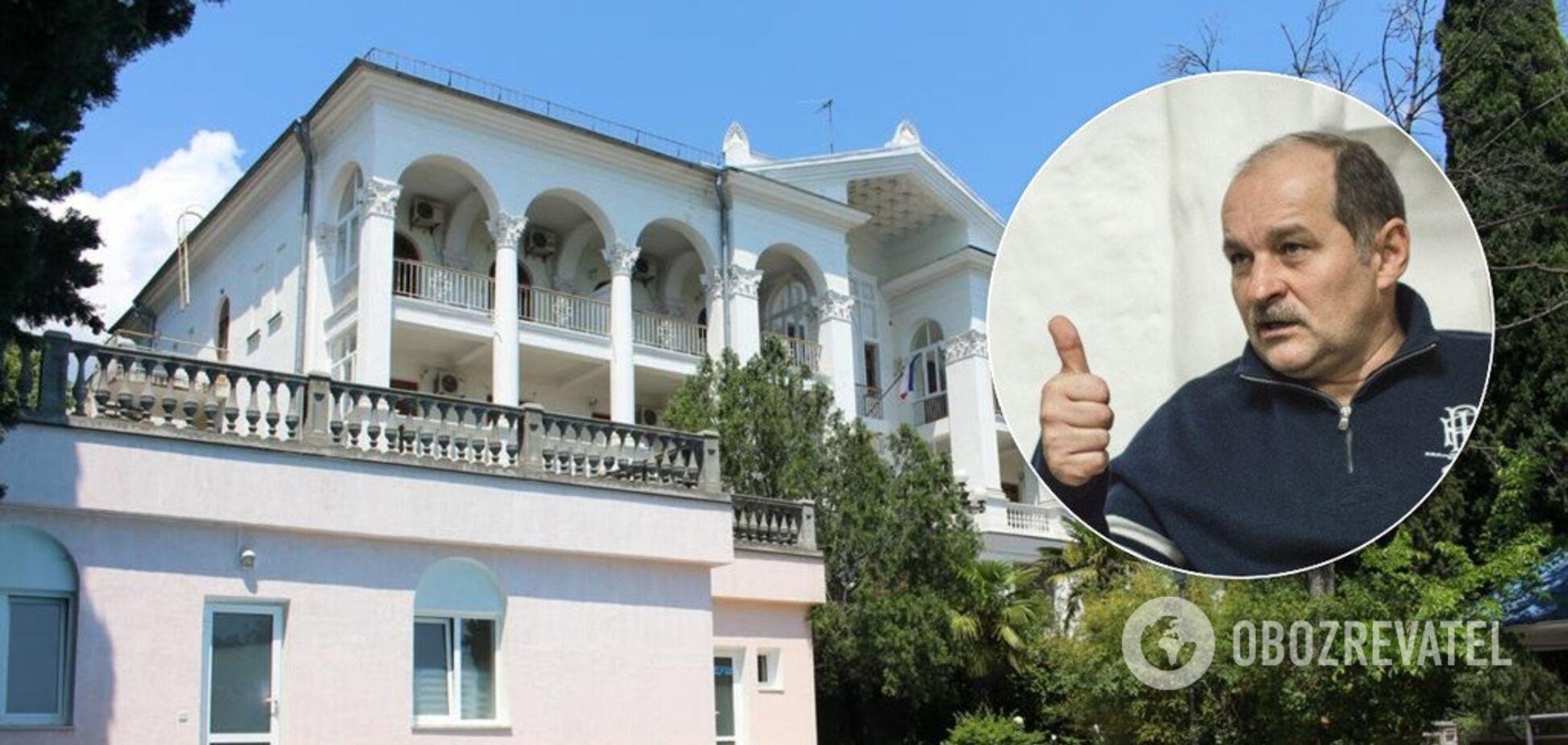 У дружини редактора 'Ліги сміху' знайшли великий бізнес у Криму