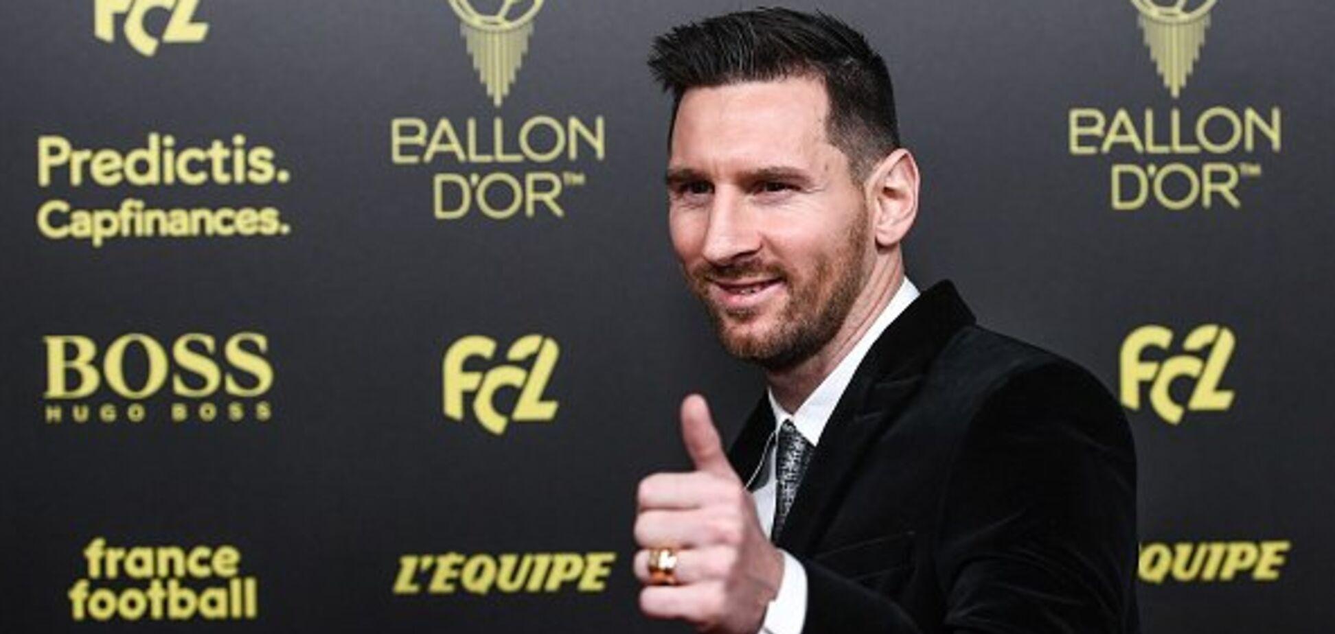 Золотий м'яч-2019: опубліковані повні результати голосування