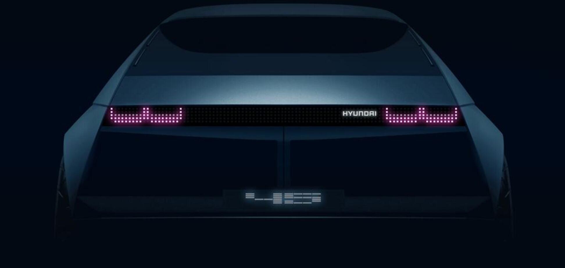 У Китаї розкрили зовнішній вигляд нового електрокара Hyundai: фото