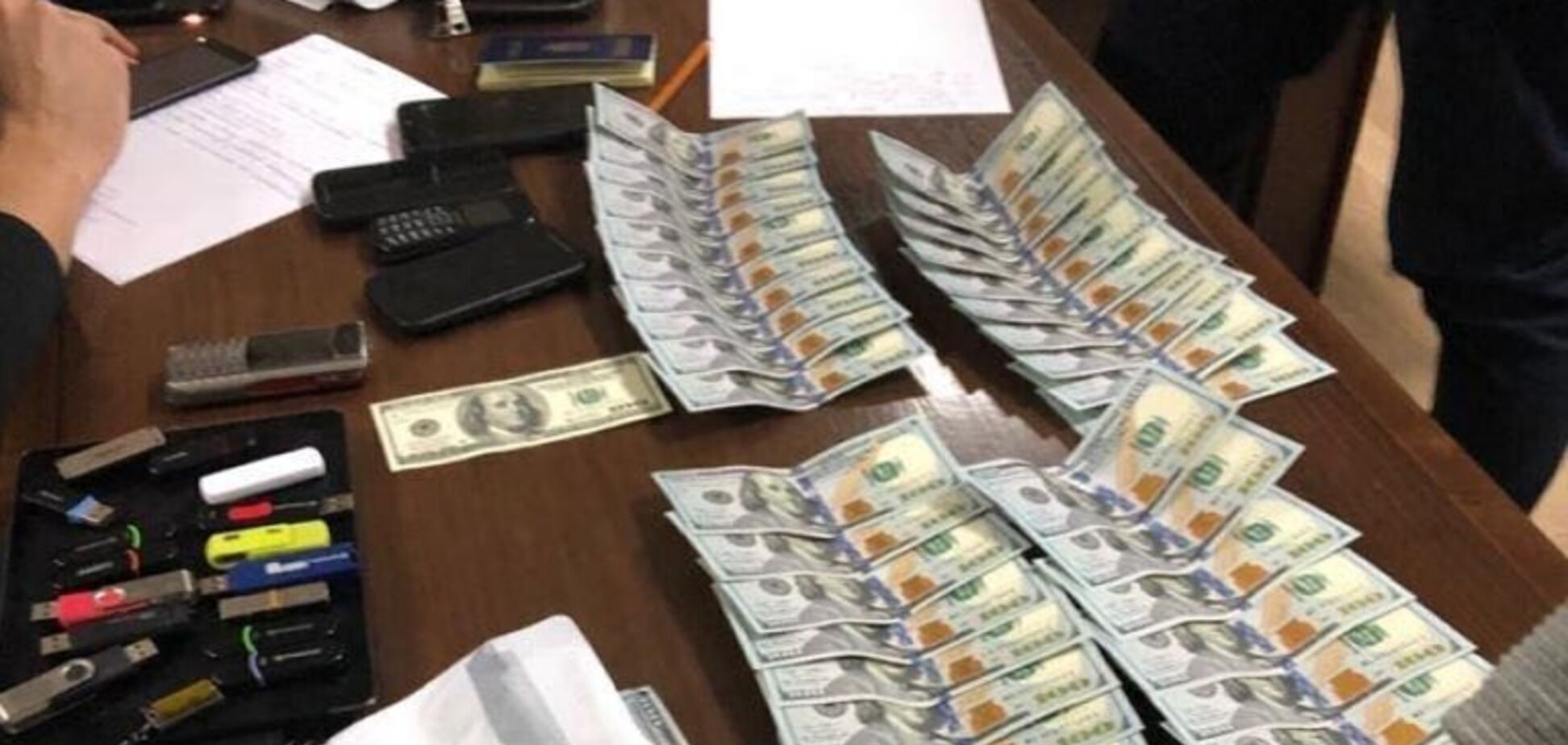 НАБУ задержало 'кума' главы ГБР на крупной взятке: все подробности