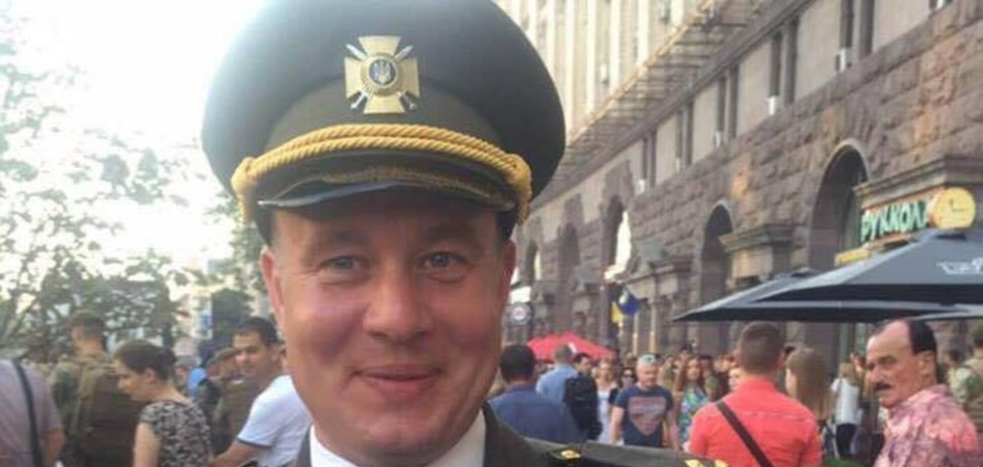 Героя Украины Межевикина задумали уволить из ВСУ