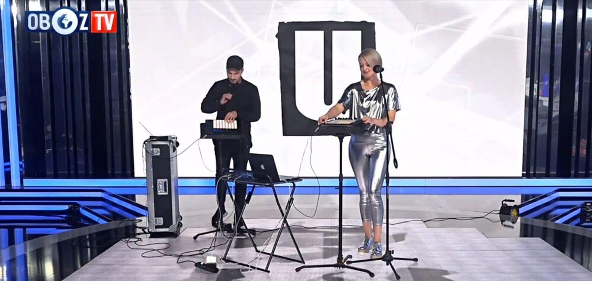 Юлия Лорд стала гостьей прямого эфира ObozTV