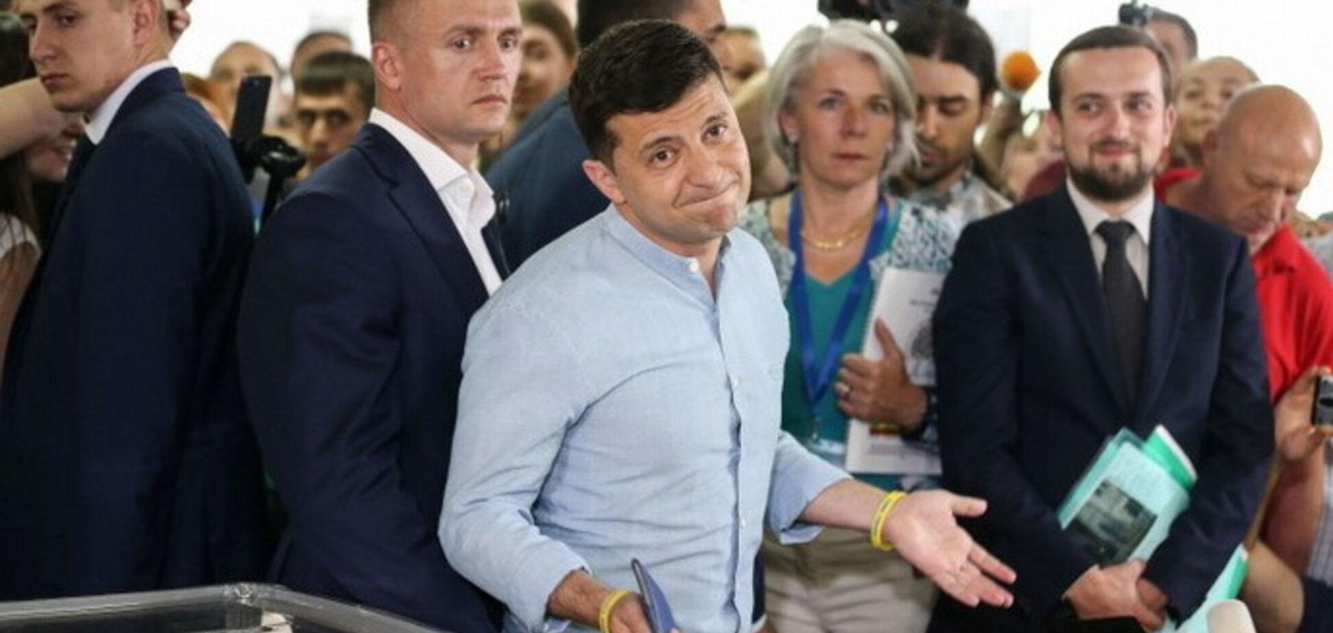 'Він же не Харламов': російський опозиціонер розповів про 'феномен Зеленського' в Росії