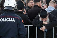 Черногорию охватили 'церковные' протесты: РПЦ заявила о 'циничном ударе'