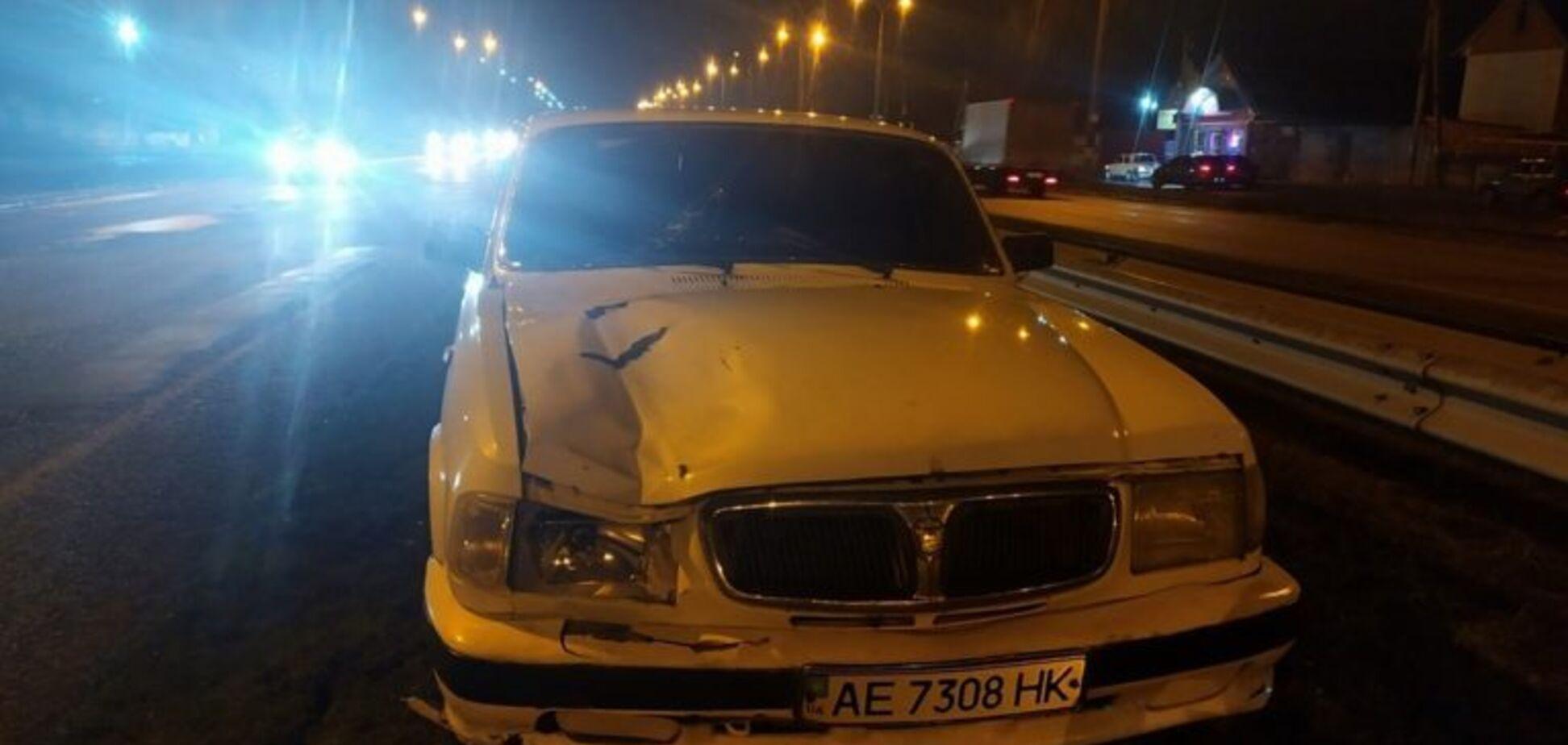 Під Дніпром чоловіка збили на пішохідному переході: потерпілий помер в лікарні
