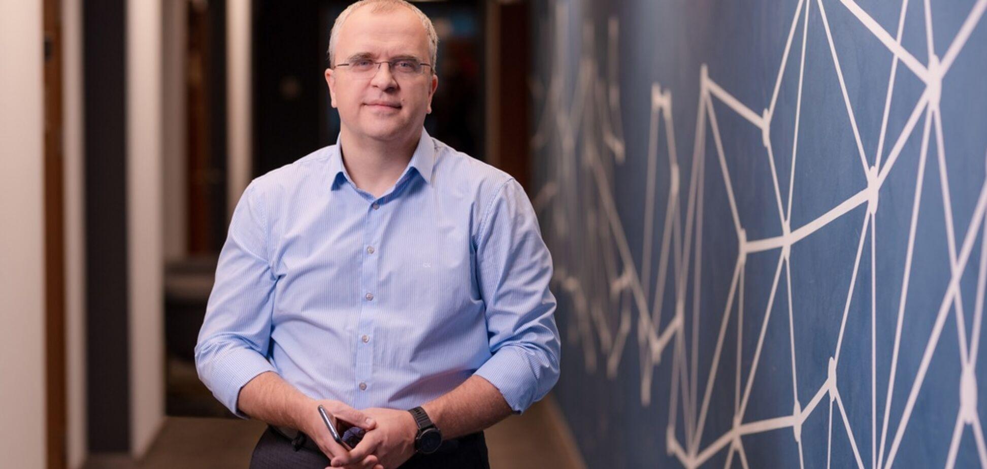 Про розвиток 5G, тарифи на зв'язок та інтернет у метро: інтерв'ю з президентом компанії 'Київстар' Олександром Комаровим