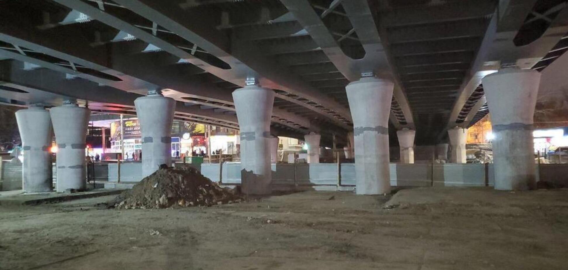 У Кличка відреагували на 'зраду' з Шулявським мостом: опубліковані фото