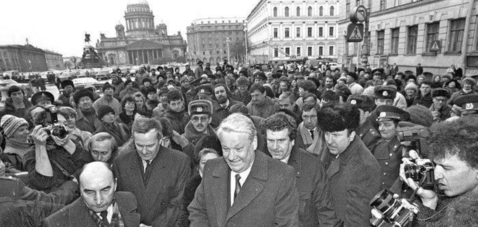 20-летие президентства внука повара Ленина и Сталина!