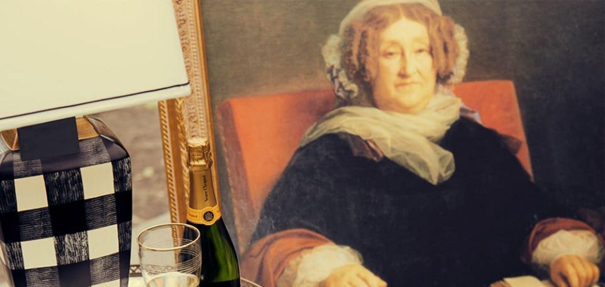 Шампанское придумала женщина: история первой бизнес-леди Франции
