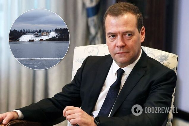 Дмитро Медведєв