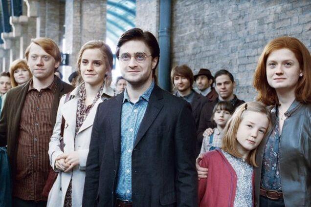 """Кадр із фільму """"Гаррі Поттер і Дари смерті"""""""