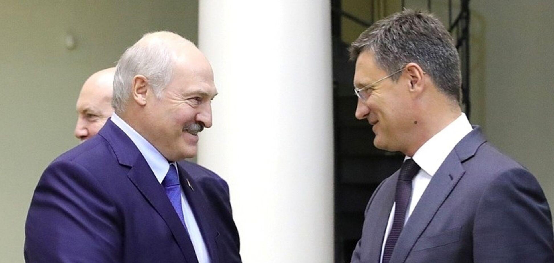 Лукашенко раптово провів операцію з Росією: про що домовилися