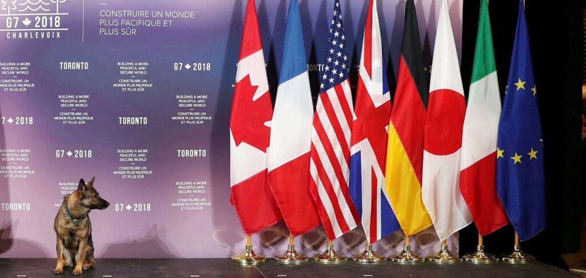 Конгрес США ухвалив переможну для України резолюцію щодо Росії і G7