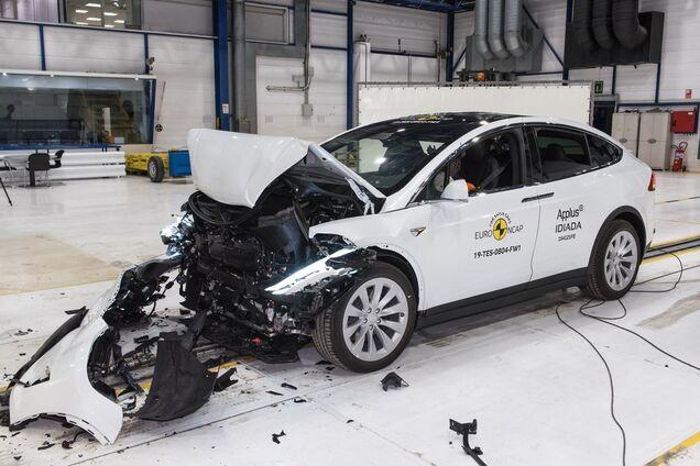 Euro NCAP провів чергову серію краш-тестів