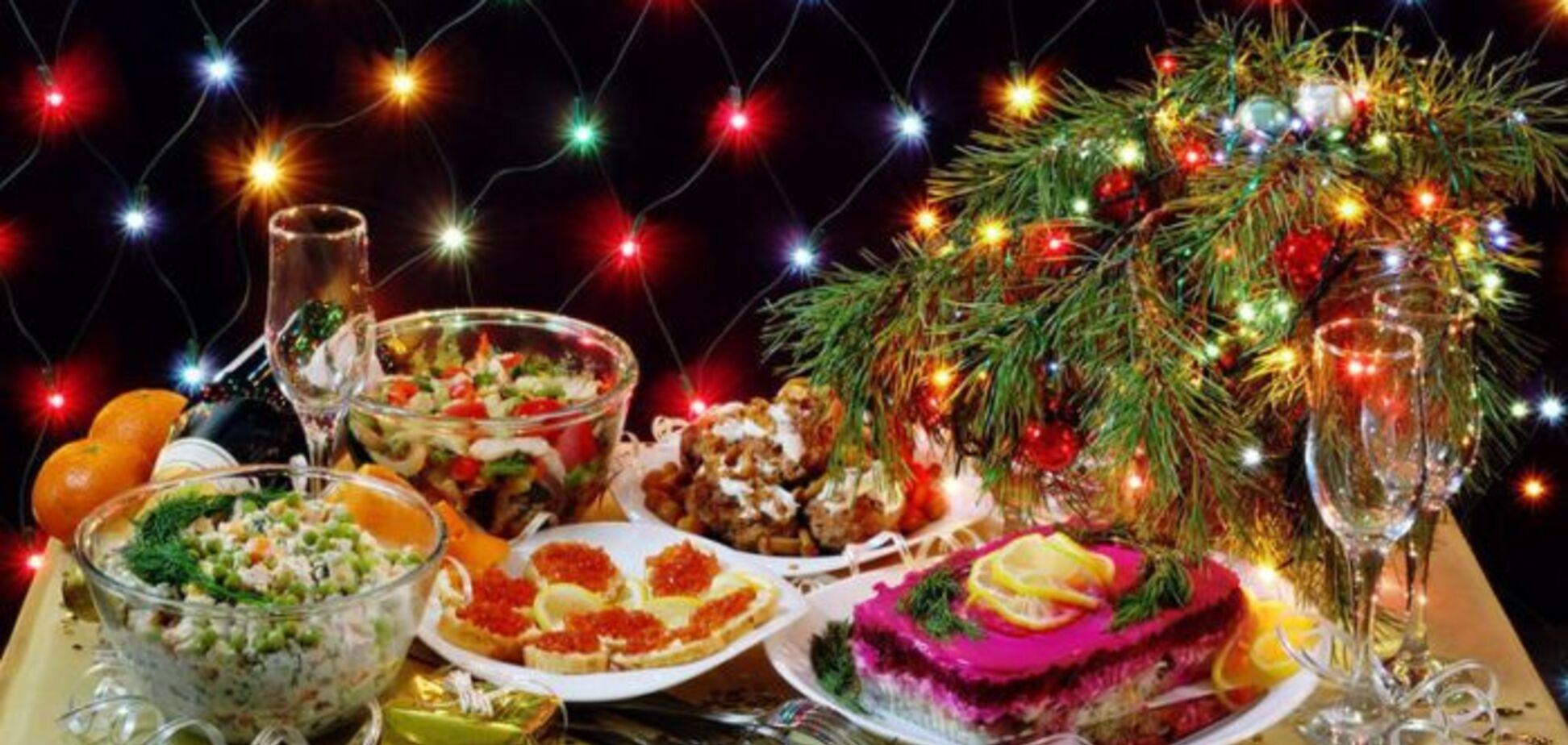 Как не переесть бутербродов на Новый год: раскрыт секрет