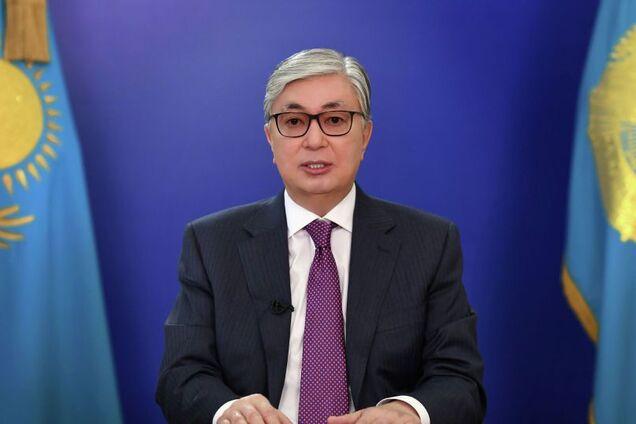 Токаєв не вважає захоплення Криму анексією
