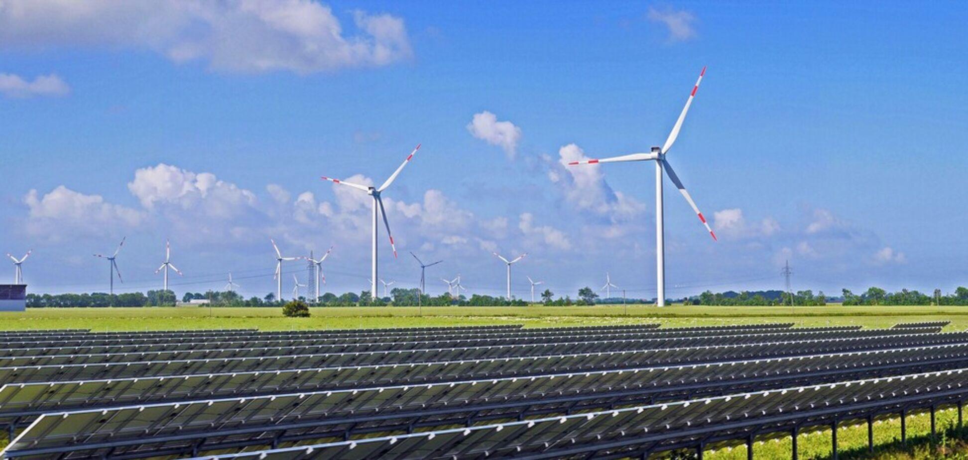 Украина попала в топ лучших стран для 'зеленых' инвестиций
