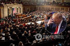 'Никакого импичмента не будет': в РФ спрогнозировали судьбу Трампа