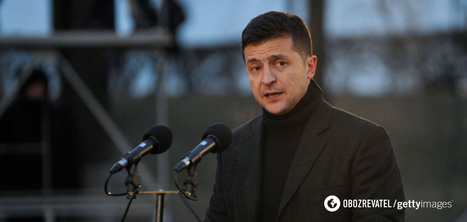 Зеленський публічно проігнорував питання про повернення Криму. Відео