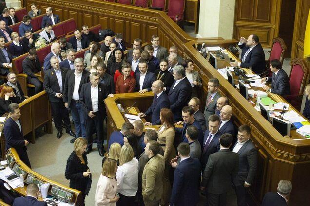 """""""ЄС"""", """"Батьківщина"""" та """"Голос"""" закликали вийти на Майдан проти капітуляції"""
