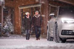 Покупка зимних шин: как выбрать оптимальную модель