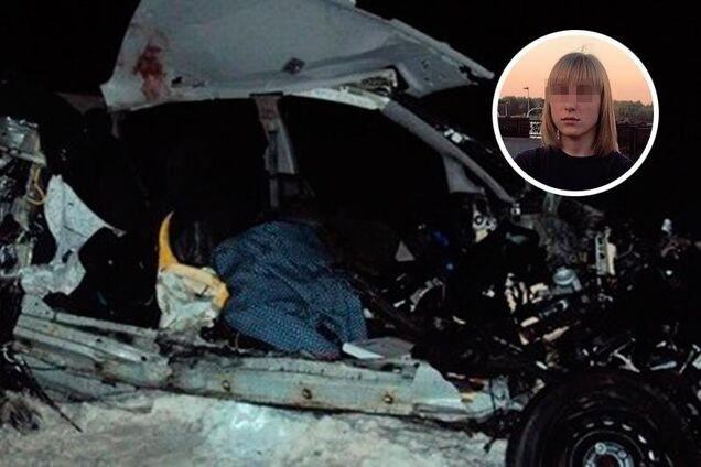 Російську футболістку розчавила на смерть фура — оприлюднено фото
